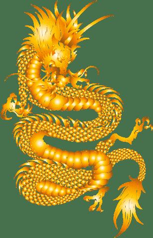 Картинки шитье золотом драконе