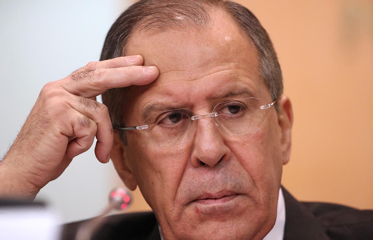 С.В.Лавров: «Я абсолютно согласен с тем, что историю нельзя трогать». Про дебилов